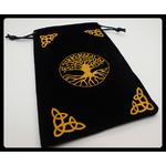 ENERGY RECHARGING BAG - BLACK TREE OF LIFE