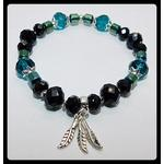 MORRIGAN MAGICK SPELL BRACELET - powerful protection spells