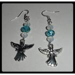 ANGEL ENERGY EARRINGS - angel magick healing spells
