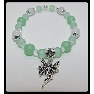 FAIRY FORTUNE SPELL BRACELET - fairy magick - wealth spells