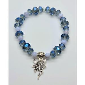 SAMHAIN DARK FAIRY WISHES ON THE WIND BRACELET